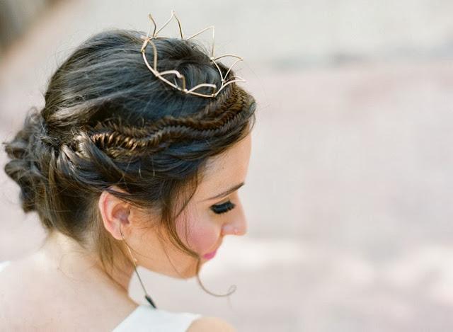 beauty_crown_updo_bun_hair_style_blush_makeup_lash_pink