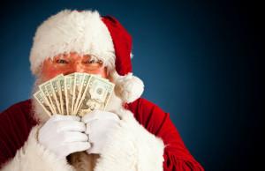 santa-money